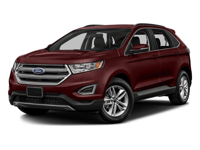 2018 Ford Edge Titanium In Green Valley, AZ   Jim Click Ford Green Valley